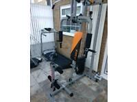 V-fit multi gym 100kg herculean st