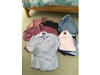 Men's luxury shirts size large / 16 inch