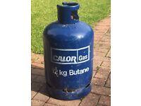 Calor gas 12KG Butane empty bottle