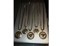 Versace necklace / chain