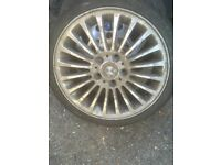 "Alpina bmw 17"" alloy wheels for sale"