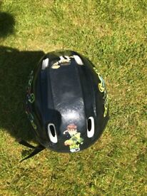 Ben 10 Boys Cycle Helmet