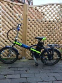 TWO adult Electric bikes - rarely used.