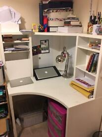 Ikea writing table. De-assemble and collect from Apley Telford