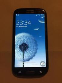 Samsung S3 / Model:GT -19305 /16GB Storage Unlocked