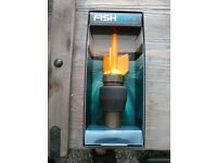 Fishspy under water camera with 3 extra booms. Buit in WiFi stream straight to your phone or tablet.