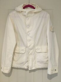 Limited Edition Ventile Ghost Piece STONE ISLAND MENS JACKET