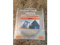 Hoya 58mm UV(C) screw in filter