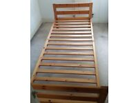 Single bed (free)