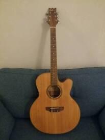 Ashbury acoustic guitar