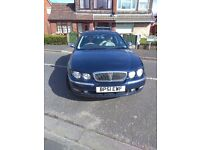 Midnight Blue Rover 75 Connoisseur V6 Auto