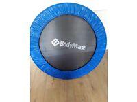 Rebounder fitness exercise trampoline