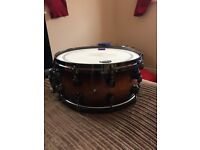 "Mapex Black Panther Maple 14"" Snare Drum"