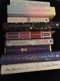 Cecilia Ahern Book Collection