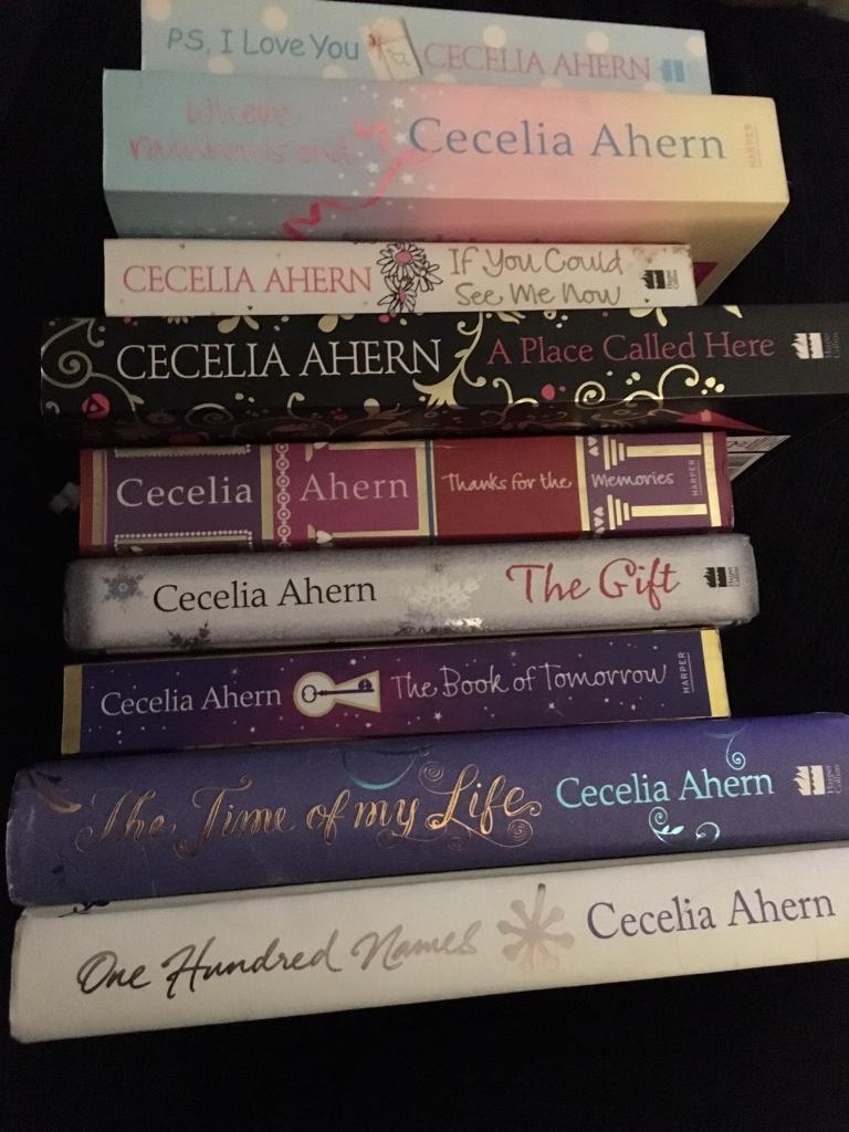 Cecilia Ahern Book Collection