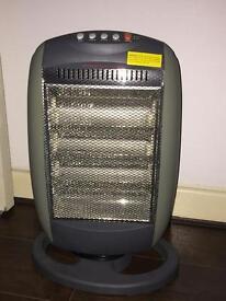Halogen bulb Rotating Heater