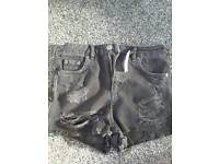 Bnwt size 6 topshop MOM shorts