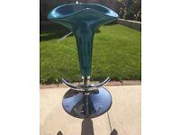 Gas bar stool