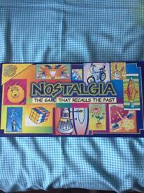 Nostalgia Board Game