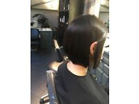 Urgently need a lady who would love to have a creative hair cut of graduated bob haircut this week!