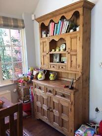 Pretty Vintage Pine Dresser