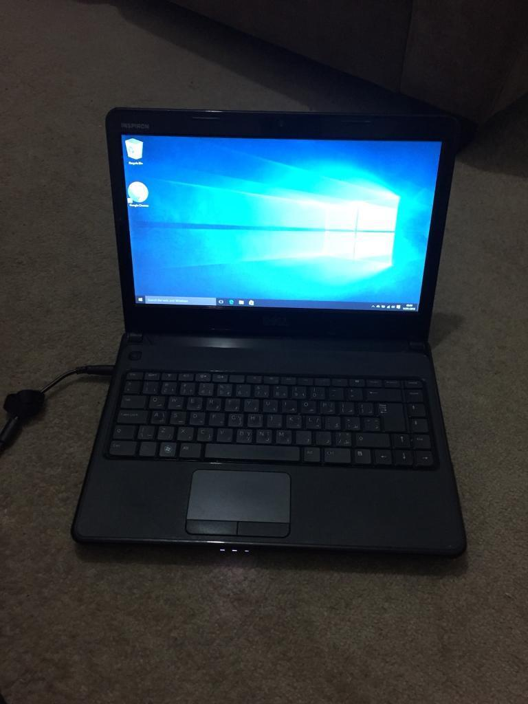 Dell N4030 laptop - intel core i5 processor - 250GB harddrive - 3GB RAM - full working