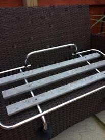 Luggage rack for Mazda mx5