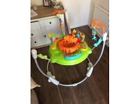 Fisher price jumperoo for babies. Only a few months old, in great condition.