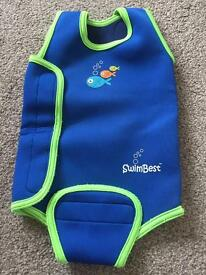 Swimbest baby wetsuit 6-12 months