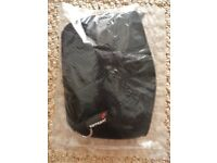 TomTom Go 510 Sat Nav Black Soft Fabric Zipped Carry Case Pouch Sat Nav Accessories