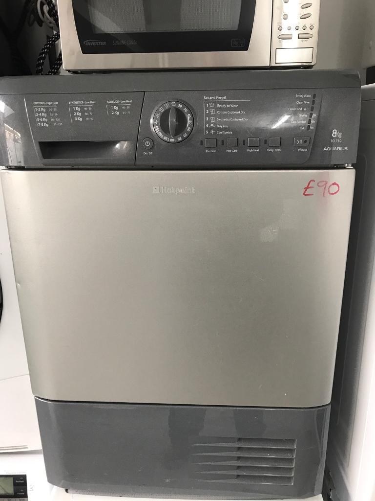 Hotpoint Condenser Tumble dryer