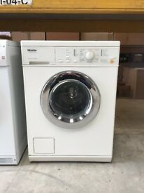 Miele 6kg Refurbished Washing Machine with Warranty - Delivery Available - £160