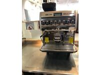 COFFEE MACHINE LA CIMBALI S54 + ELECTROLUX HSG GRILL PANINI, used for sale  Haywards Heath, West Sussex
