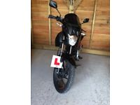 Honda CB125F motorcycle 125cc legal learner