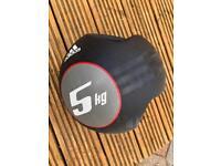 5Kg Adidas Medicine Ball