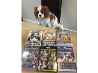 The ultimate fighter (boxsets)