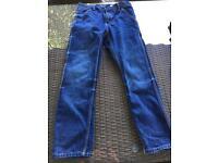 Gap boys jeans age 10-11