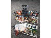 Star Wars: The Clone Wars books x 20