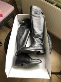 Carvela by Kurt Geiger over the knee boots