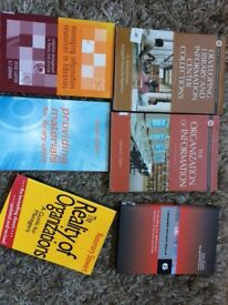 Library & information academic books