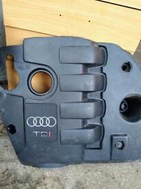 Audi A4 TDI Quattro engine cover