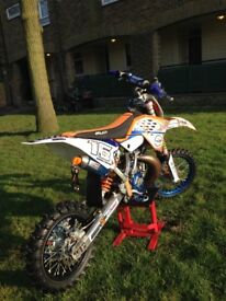 Mint condition ktm 65 with all added extras first to see will buy