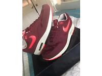 Rare Air Max 1 Trainers (Size 9's)