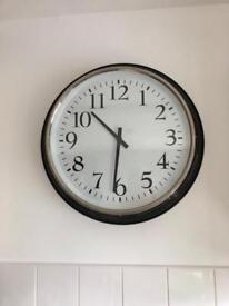 Ikea bravur clock