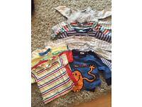 Baby boy 6-9 month bundle