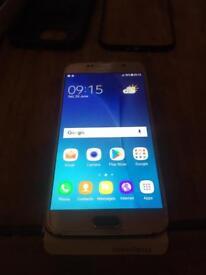 Samsung S6 Galaxy 32GB Platinum Gold