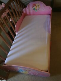 Disney Princess Toddler Bed & Underbed Storage by HelloHome