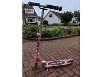 Pink Microscooter