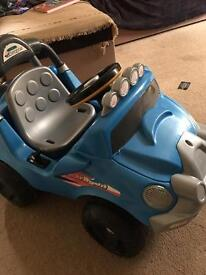 electric car not working