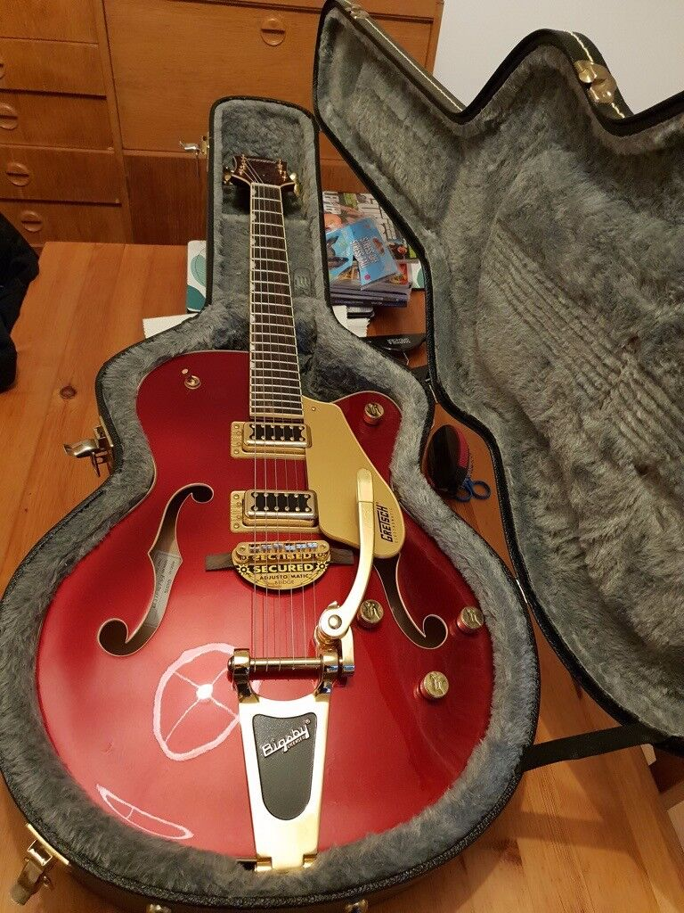 Gretsch G5420tg Fsr Electromatic Hollow Body Guitar Candy